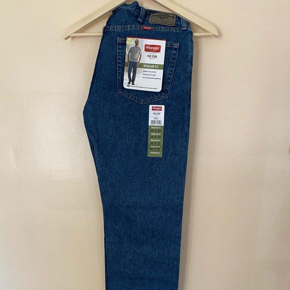 NWT jeans man